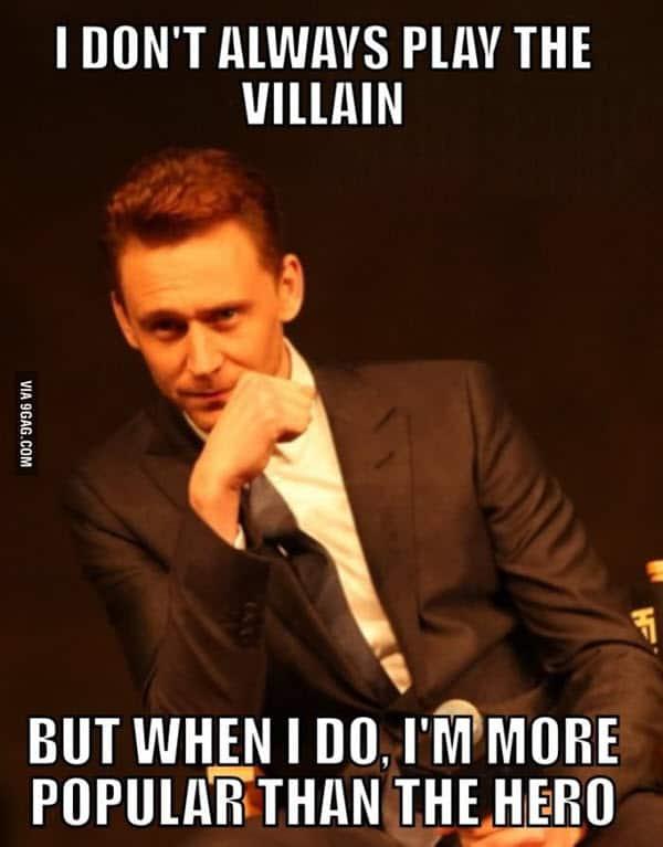 avengers villain meme