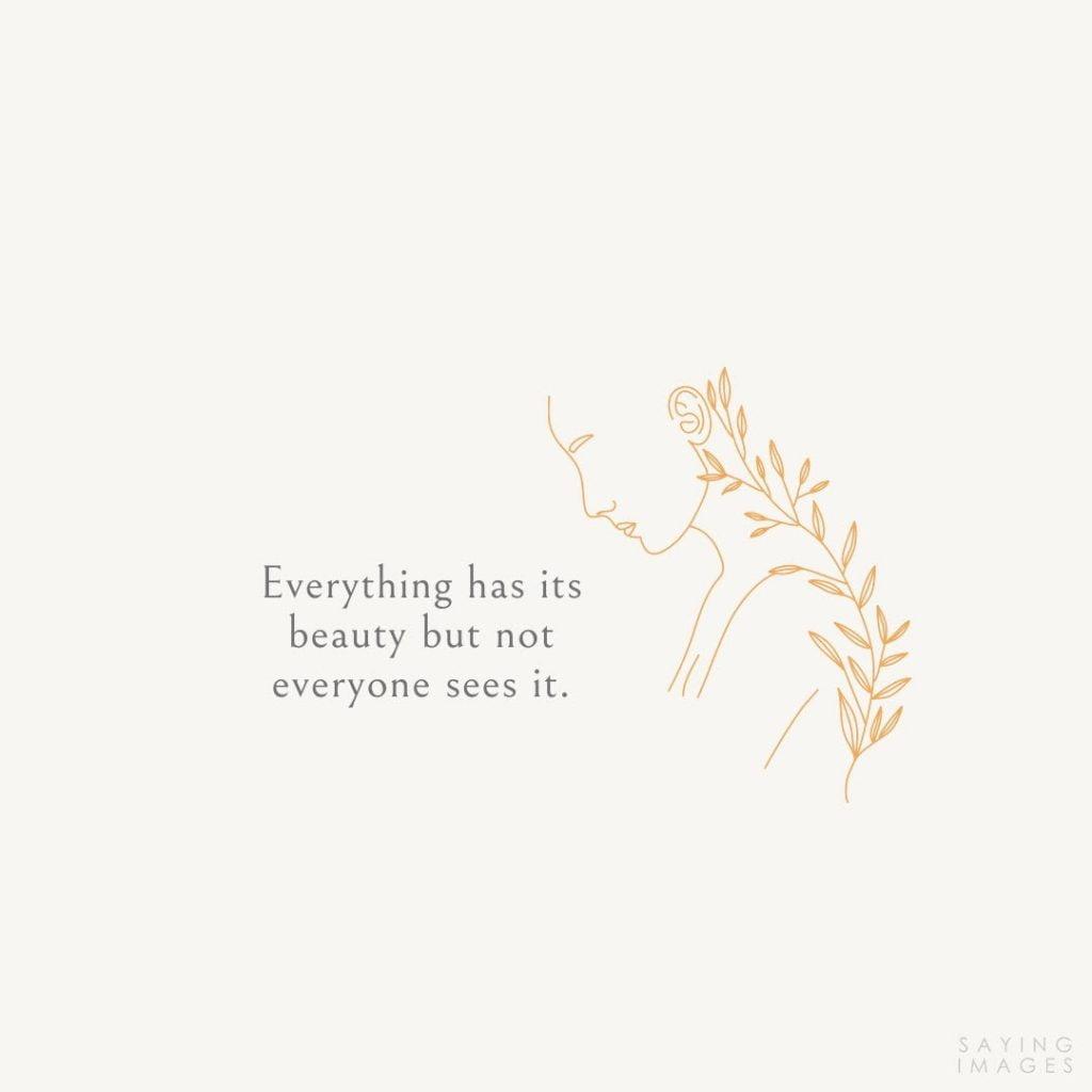 confucius beauty quotes