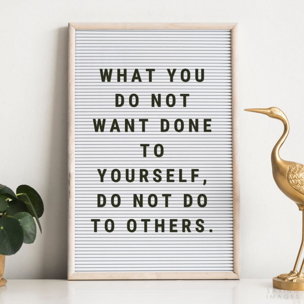 confucius dont do to others quotes