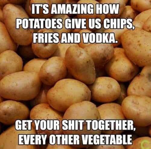 potato vodka meme