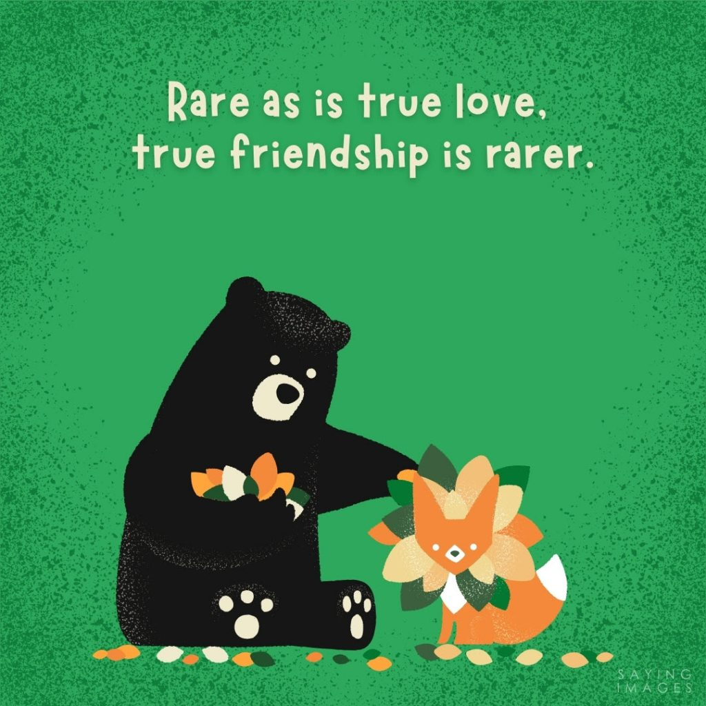 quotes for friendship facebook
