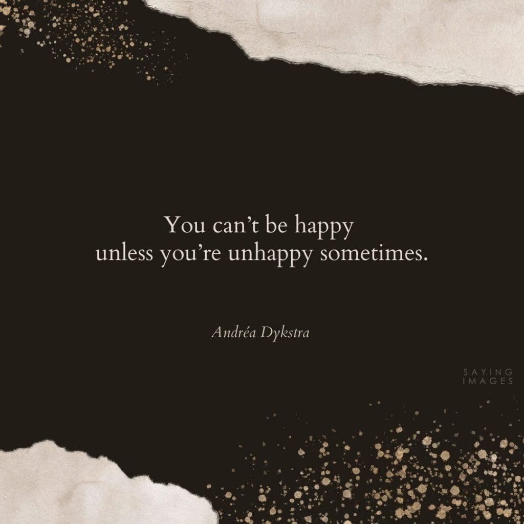 quotes for unhappy facebook