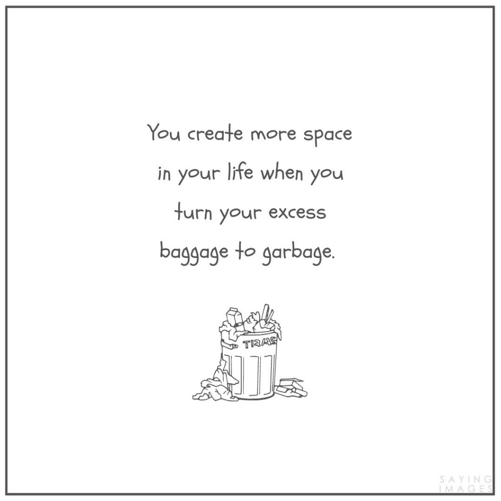 toxic friends excess baggage quotes