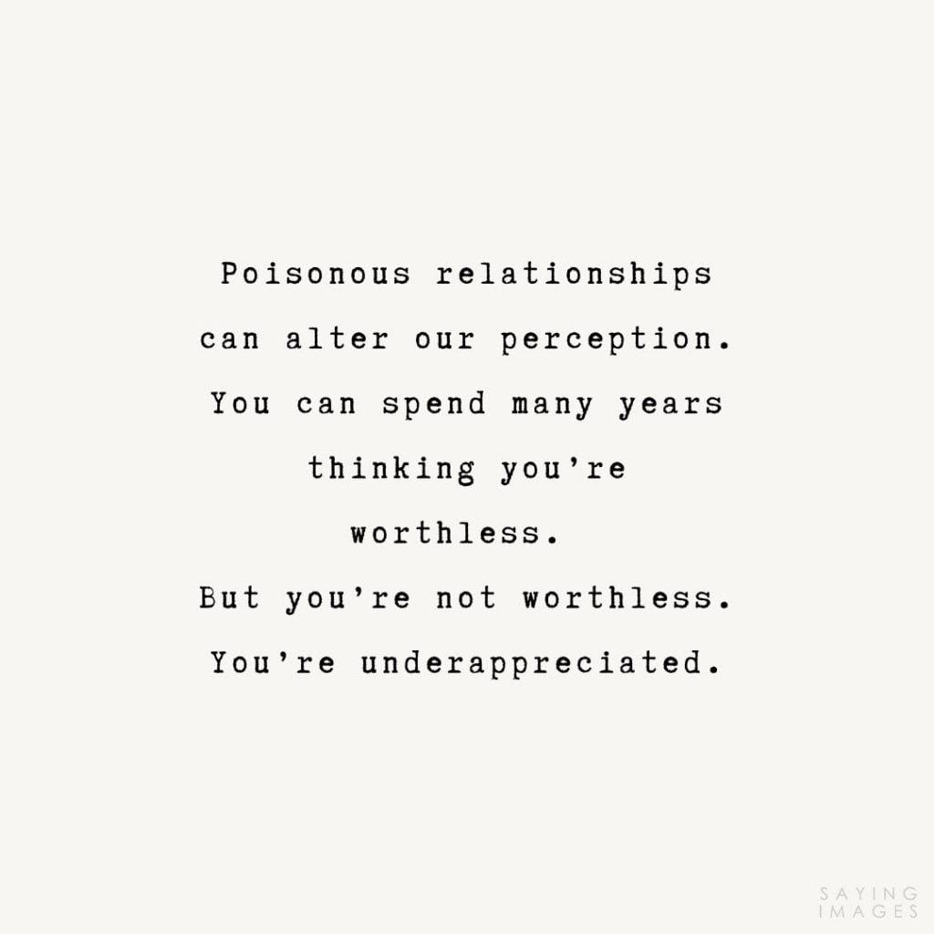 toxic friends underappreciated quotes