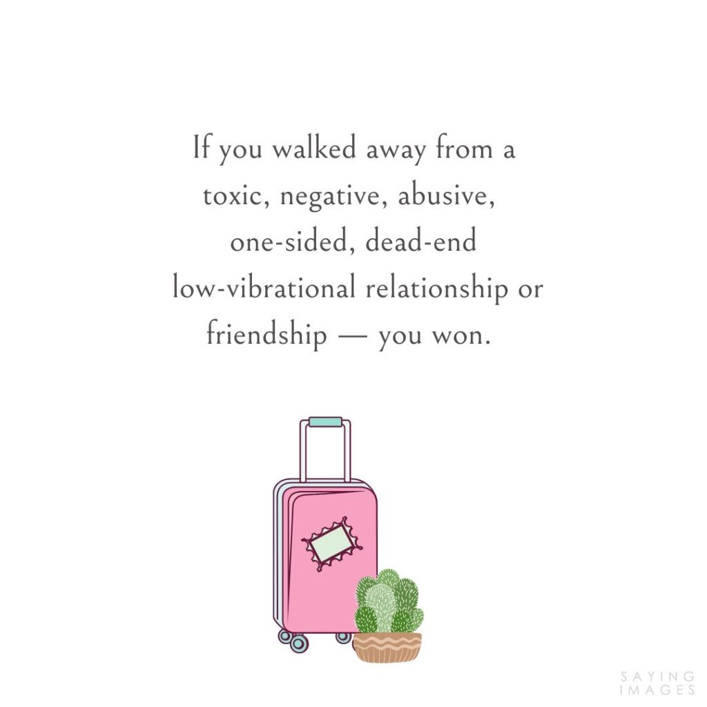 toxic friends walking away quotes