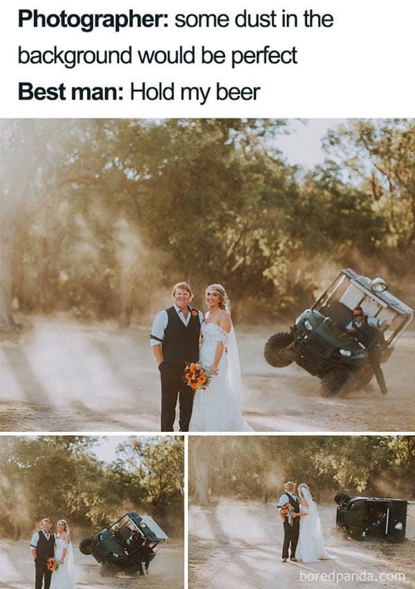 wedding photographer meme