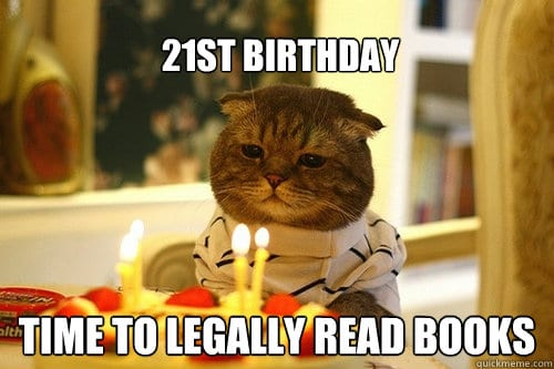 happy 21st birthday funny 20 Funniest Happy 21st Birthday Memes | SayingImages.com happy 21st birthday funny