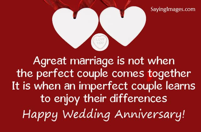 Image of: Parents Wedding Anniversary Quotes Sayingimagescom Wedding Anniversary Wishes Quotes Sayingimagescom