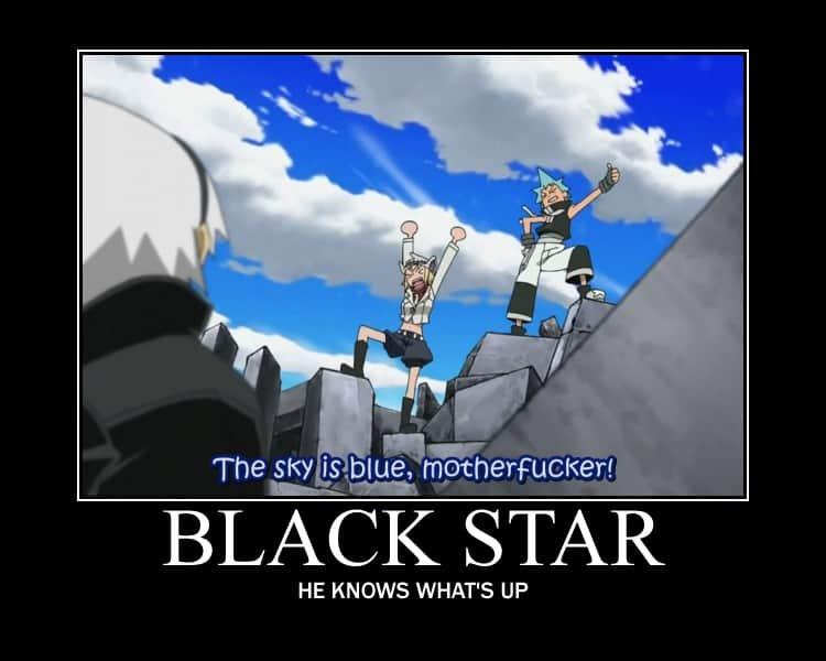 Blackstar knows Captain obvious Meme