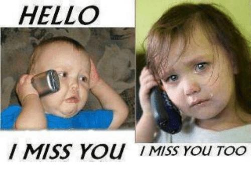 20 I Miss U Memes For When Youre Apart Sayingimagescom