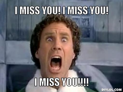 60 Cutest I Miss You Memes Of All Time Sayingimages Com