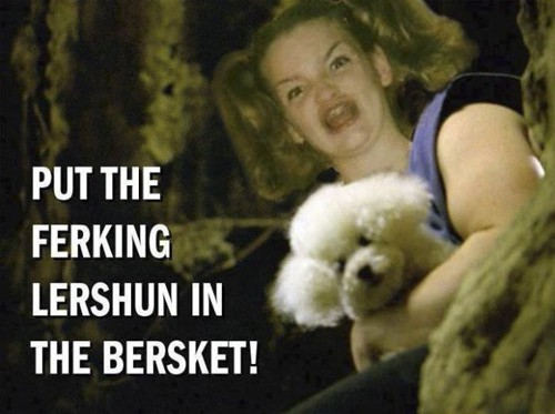 Put The Ferking Lershun In The Basket meme 20 silence of the lambs memes relive the movie sayingimages com