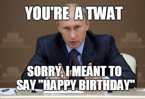 19 Inappropriate Birthday Memes That Will Make You LOL