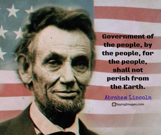 abraham lincoln quotation