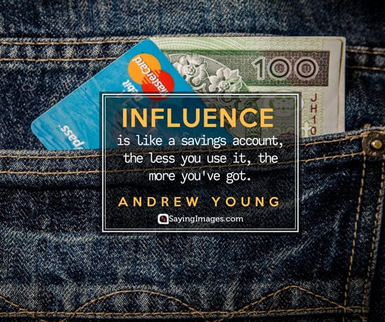 andrew young influence quotes