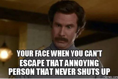 annoyed face meme