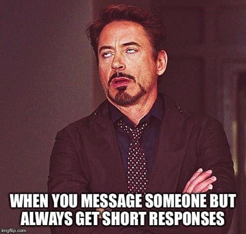 annoyed message meme