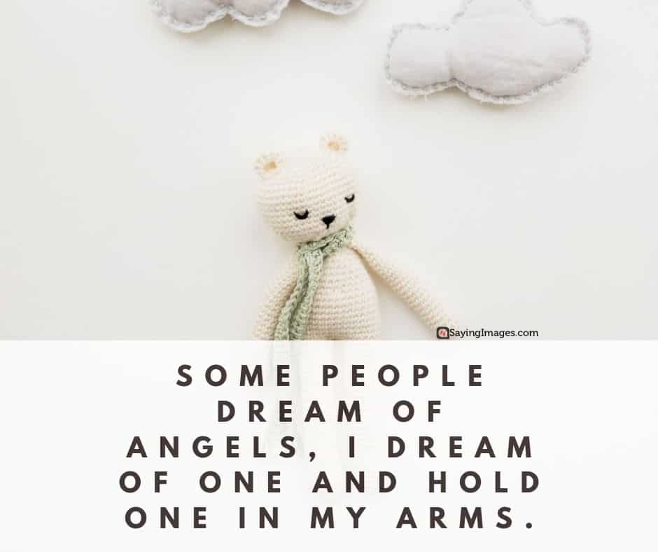 baby angel quotes