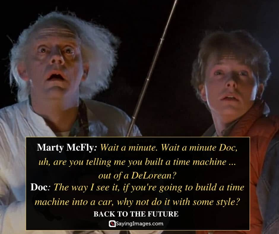 back to the future quotes marty doc