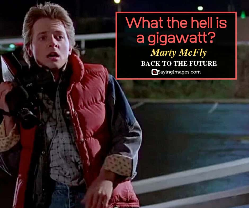 back to the future quotes marty