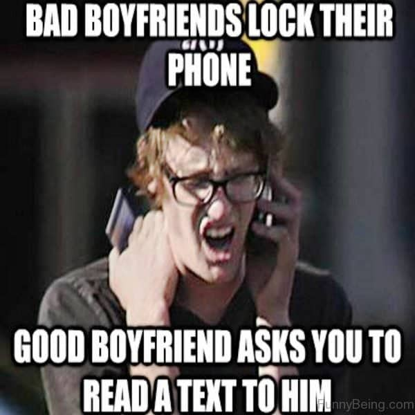 Funny Meme Bf : Obsessed and crazy boyfriend memes sayingimages