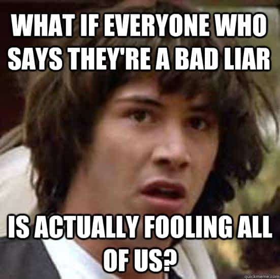 bad liar meme