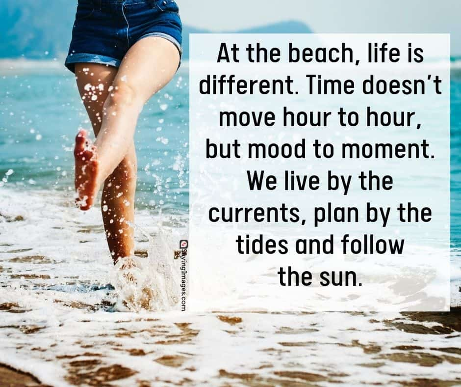 beach life quotes