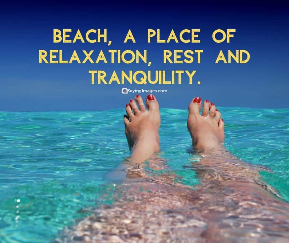 beach quotations