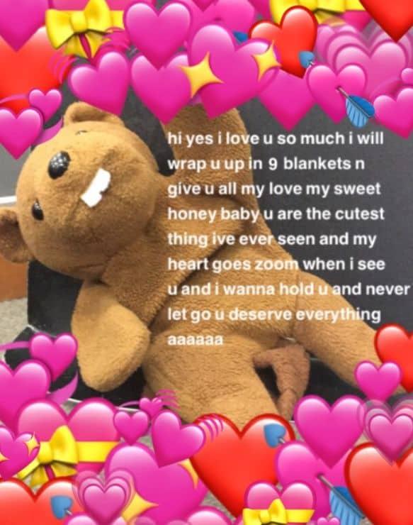 No U Em Me When You E Cute Loveheartmeme Wholesome Memes