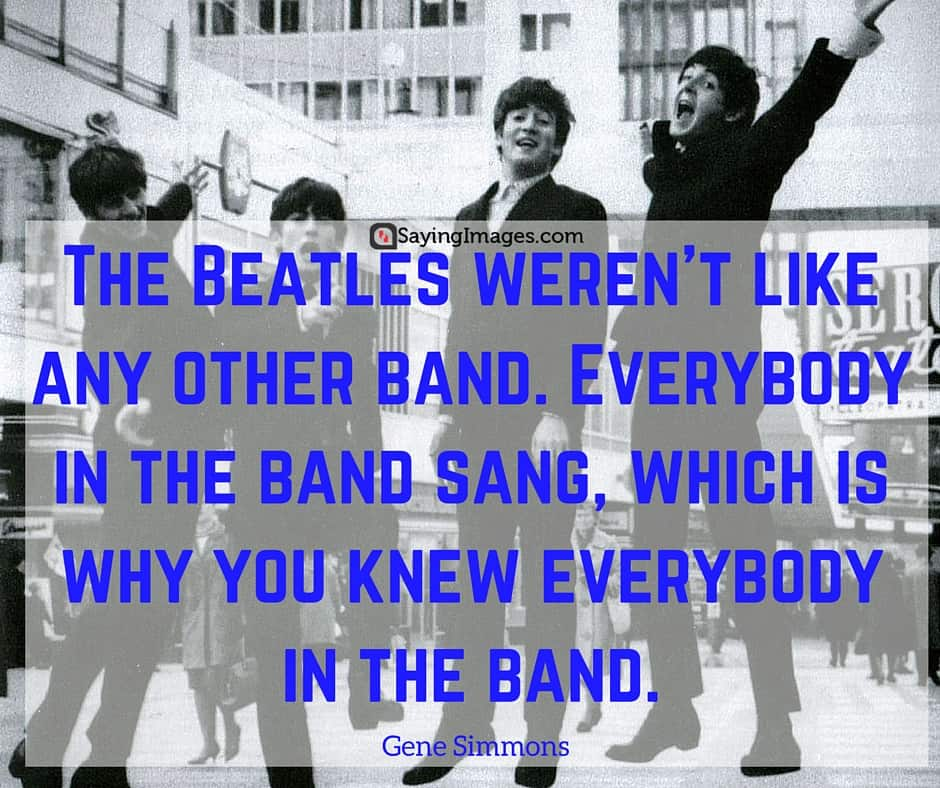 beatles friendship quotes