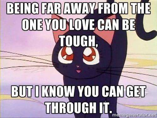 Funny Long Distance Relationship Meme : Encouraging funny long distance relationship memes