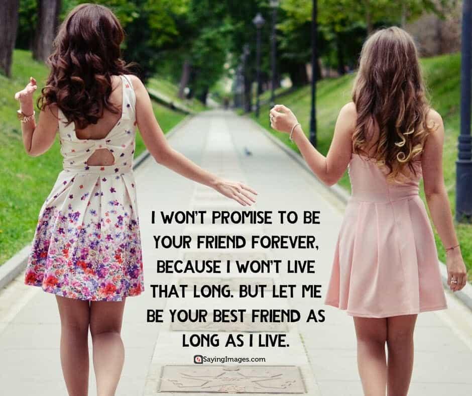 best friend live quotes