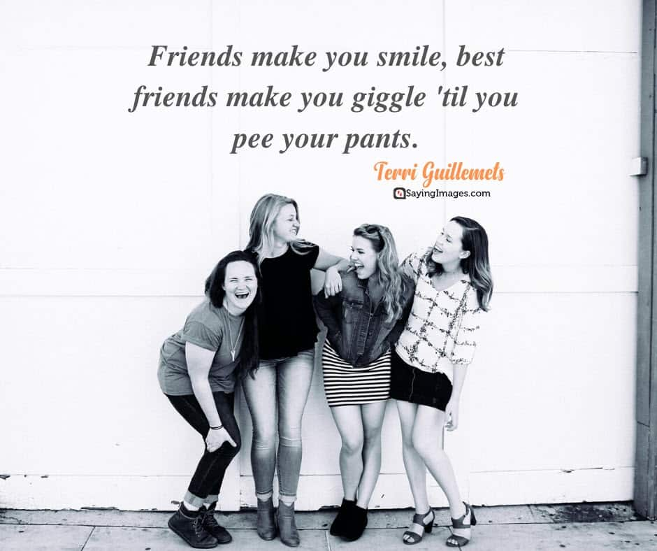 best friend smile quotes
