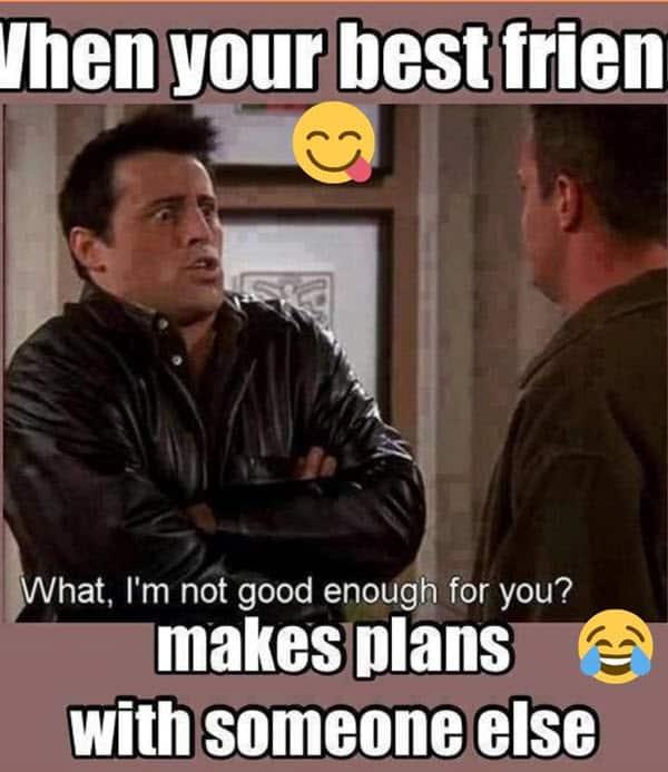 best friends meme