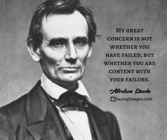 best lincoln quotes