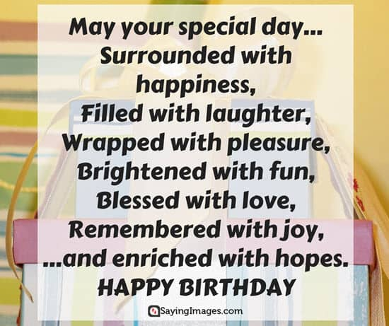 Happy Birthday Quotes, Messages, Pictures, Sms & Images