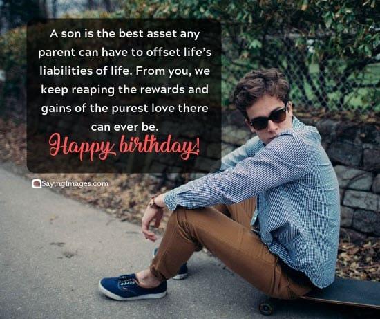 birthday wishes asset son