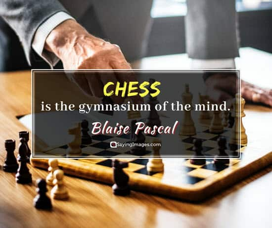 blaise pascal chess quotes