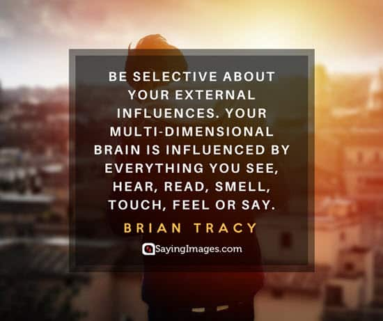 brian tracy influence quotes