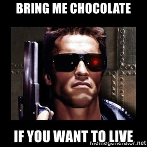 bring me chocolate memes