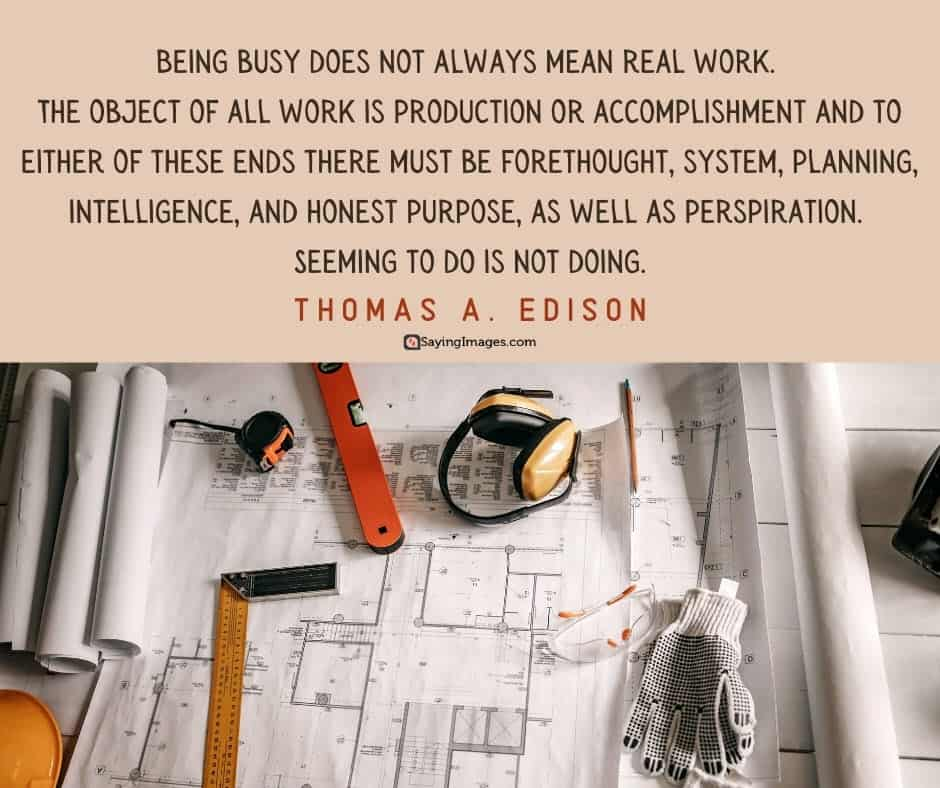 busy purpose quotes