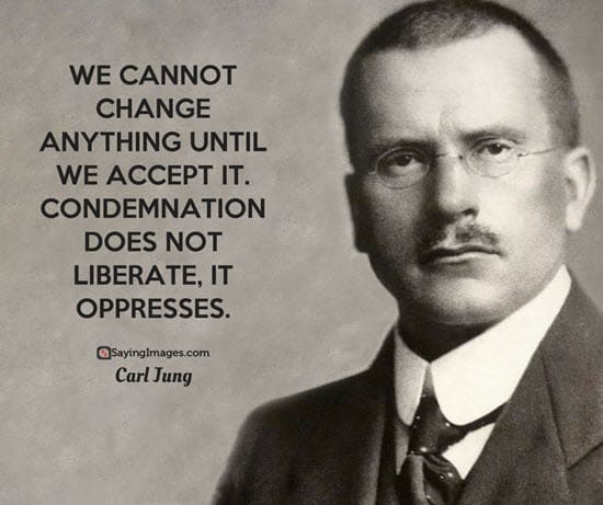 carl jung change quotes