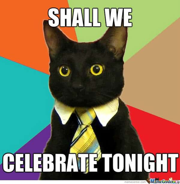 celebration shall we meme