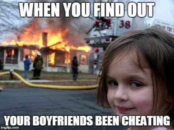 cheating bf memes