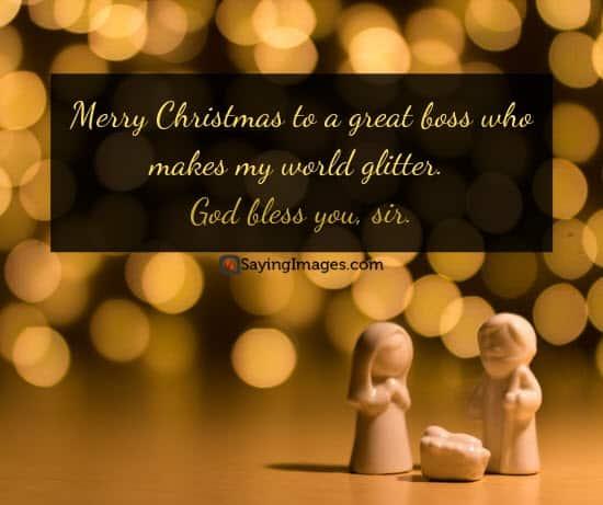 christmas wishes boss glitter