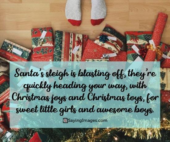 christmas wishes kid santa