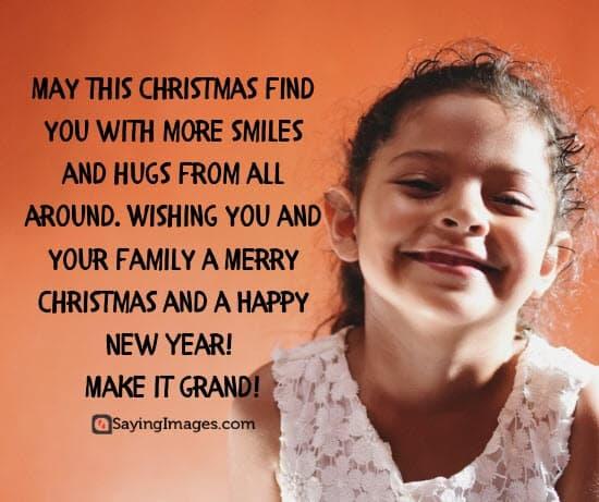 christmas wishes kid smile