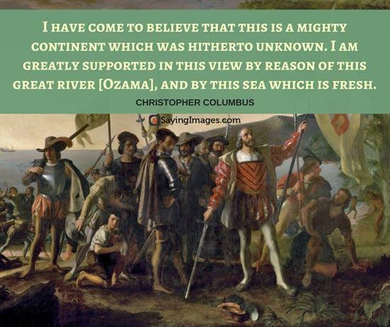 christopher columbus quote 1