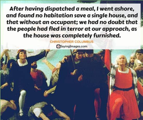 christopher columbus quote 2