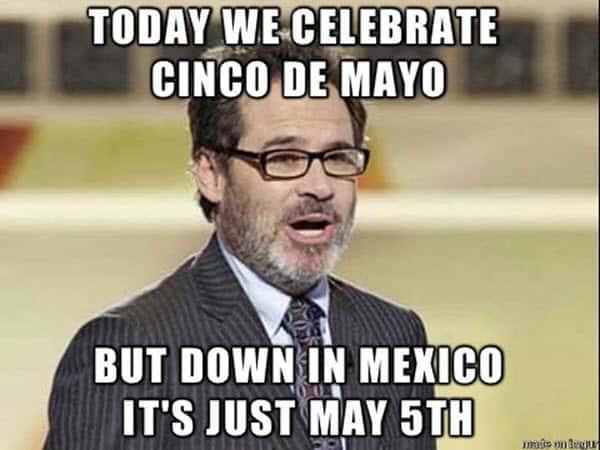 cinco de mayo celebrate meme